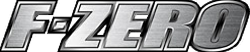The F-Zero series logo