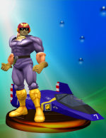 Captain Falcon Trophy Melee.png